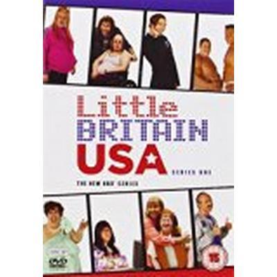 Little Britain USA [DVD]